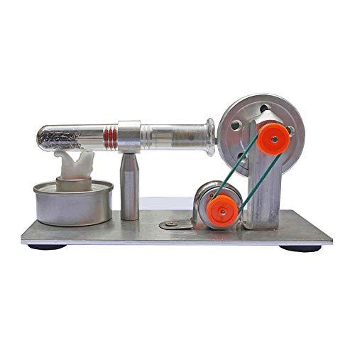 Mini aire caliente Stirling motor de combustión externa motor modelo rompecabezas juguetes kit
