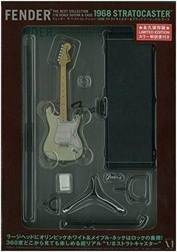 """Fender The Best Collection """"1968ストラトキャスター&ブラック・トーレックス・ケース"""" ([バラエティ])"""