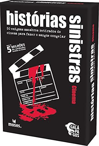 Histórias Sinistras Cinema (Black Stories Cinema)