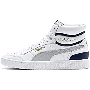 PUMA Mens Ralph Sampson Mid Sneakers,