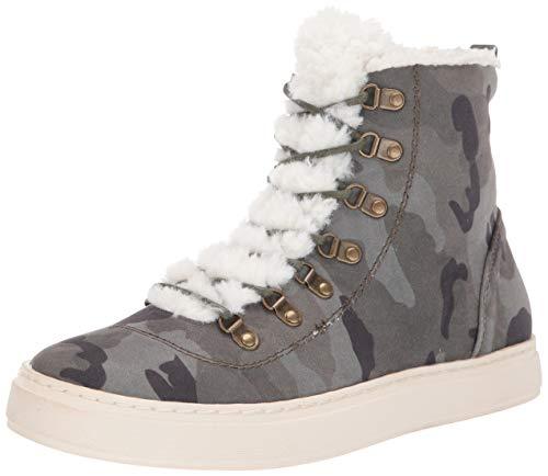 Billabong Women's Take A Hike Boot Fashion, Camo, 8 M US