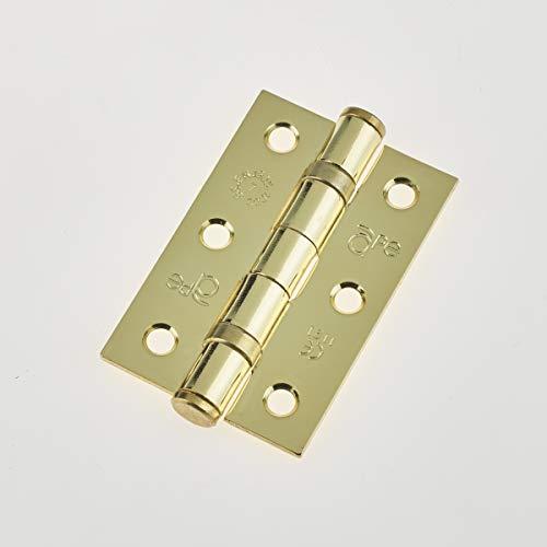 8 pulgadas DOITOOL 2 piezas Bisagras en T Negro Bisagras para puertas bisagras de acero inoxidable para el mueble de para el hogar Gabinete la puerta del armario