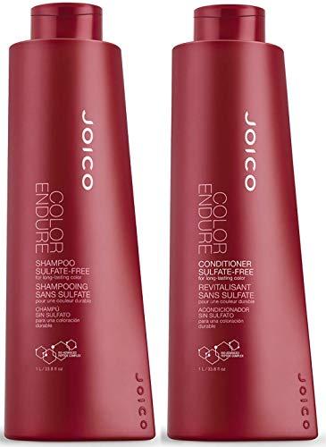 Joico Color Endure Sulfate-Free Shampoo & Conditioner Set, 33.8 Fl Oz