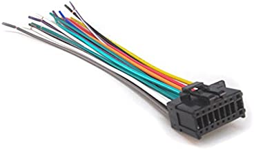 Mobilistics Wire Harness Fits Pioneer AVH-X2700BS, AVH-X2800BS + More WH-P16A4