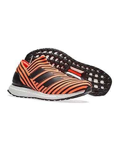 Price comparison product image adidas Men Nemeziz Tango 17+ 360 Agility Ultraboost Solar Orange Black Size 9