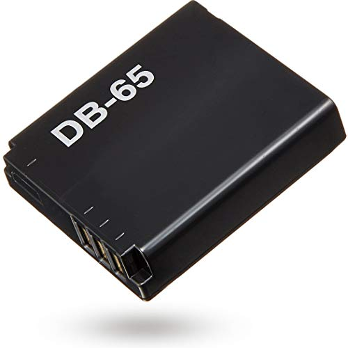 リコー 防水防塵耐衝撃デジタルカメラ用充電式バッテリー DB-65 1個