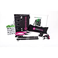 BodyBoss 2.0 Full Portable Home Gym Workout Package + Resistance Bands