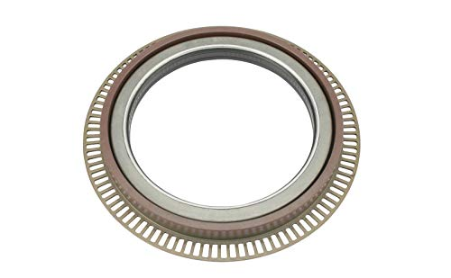 DT Spare Parts Junta de eje con anillo ABS 3.60108 D: 135 mm, D: 175 mm, H: 18 mm, NBR, FPM/FKM para camiones, autobuses