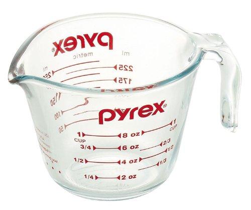 PYREX メジャーカップ 250ml CP-8507