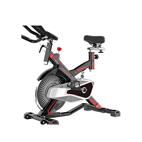 JJSFJH Exercise Bikes,Indoor Cycling Bike,Stationary Bike,Peloton Exercise Bike,Cardio Training,Training Home Fitness Workout Adjustable Fitness Bike