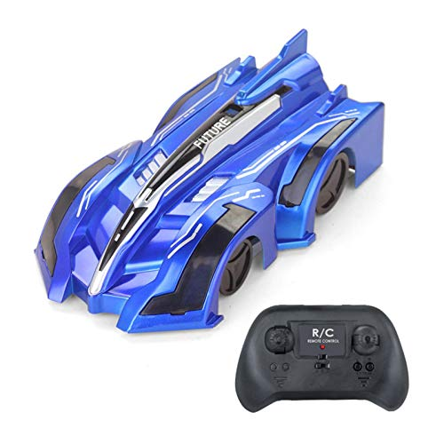 wuxiaobo Remote Control Climbing Car Toy 360° Rotating Stunt Racing Car Flip Gravity Defying Racing Vehicle Climbing RC Car Gift for Kids Adult