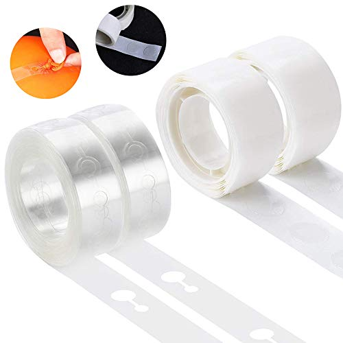 KIMCOME Balloon Arch Kit Balloon Decorating Strip Kit for Garland, 32.8 Feet Balloon Tape Strip, 200 Dot Glue Point Stickers for Party Wedding Birthday Baby Shower Decorations (Upgraded Version)