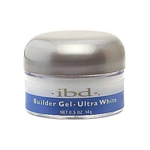 IBD Builder Gel Ultra White 14 ml (1/2oz)