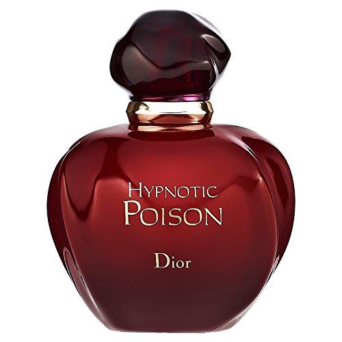 CHRISTIAN DIOR Hypnotic Poison Eau De Toilette Spray for Women, 3.4 Ounce