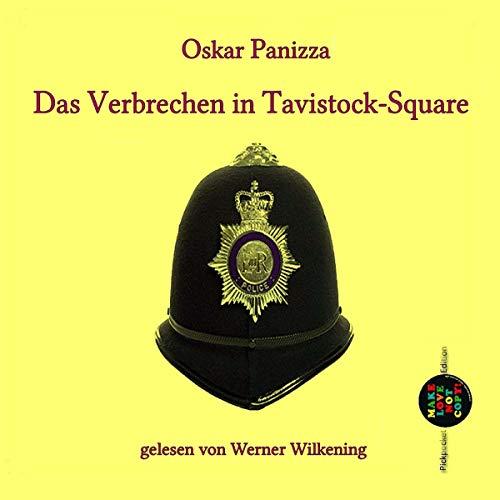 Das Verbrechen in Tavistock-Square Titelbild