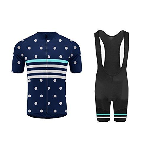 Uglyfrog 2019-2020 Neuen Männer MTB Rennrad Kurzarm Fahrrad Breathable Sommer Herren Fahrradtrikot Outdoor Sports Wear Triathon Rikots & Shirts+Bib Kurze Hosen Sets