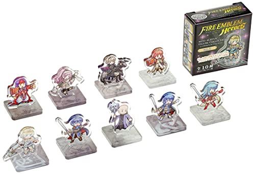 ファイアーエムブレム ヒーローズ ミニアクリルフィギュアコレクション Vol.2 BOX商品 1BOX=10個入り、全10種類