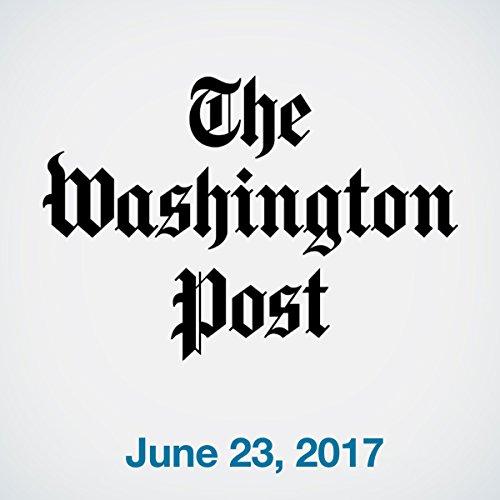 June 23, 2017 copertina
