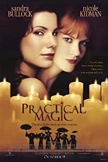 Practical Magic 11 x 17 Movie Poster - Style A