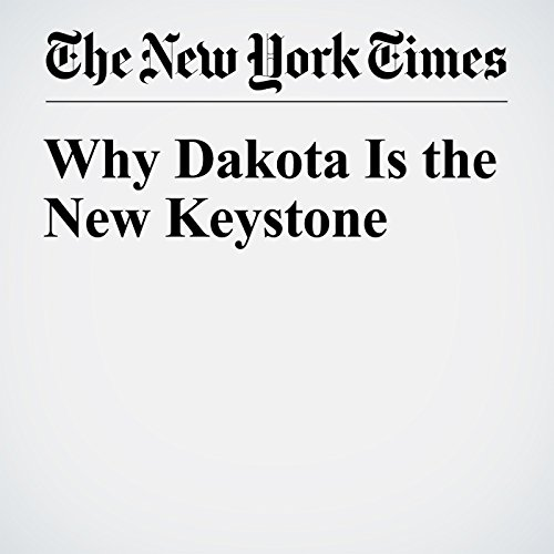 Why Dakota Is the New Keystone audiobook cover art