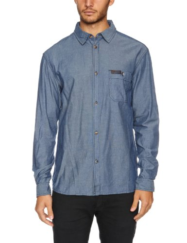 Billabong - Chemise - Homme - Bleu (Navy) - FR : Medium (Taille fabricant : M)