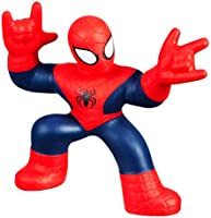 """Heroes of Goo Jit Zu Spider-Man Licensed Marvel, Super-Sized, Huge 8"""" Tall Spider-Man 