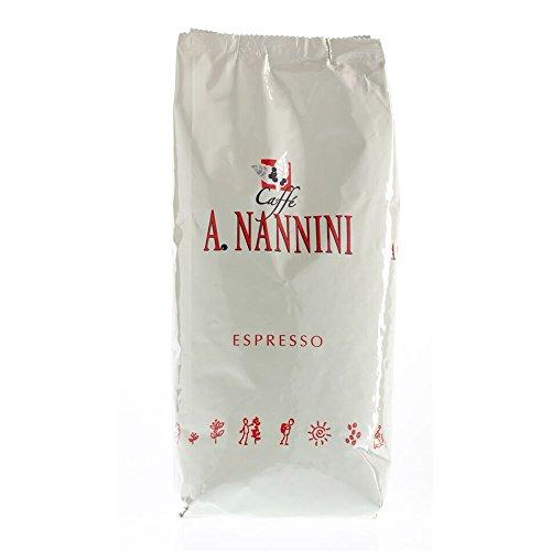 Nannini Kaffee Espresso - Miscela Bar, 1000g Bohnen