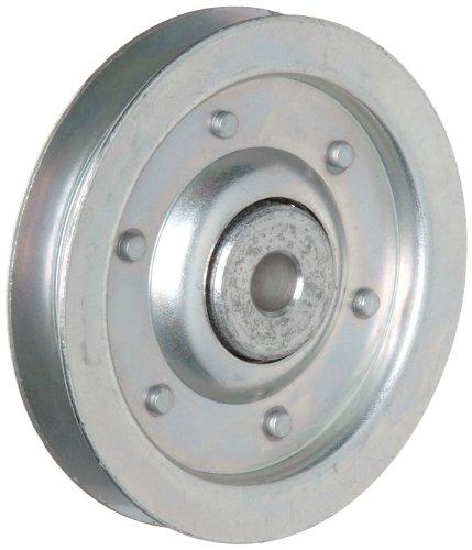 "Boston Gear NR2020 Anti-Friction Ball Bearing, 0.625"" Inner Diameter, 3.000"" Outer Diameter, 0.594"" Deep"