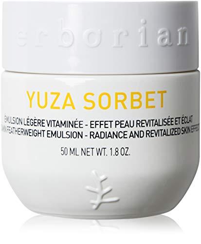 Erborian - Yuza Sorbet - Crème de Jour Nourrissante - Protège contre les Premiers Signes du Vieillissement - Soin du Visage Coréen - 50ml