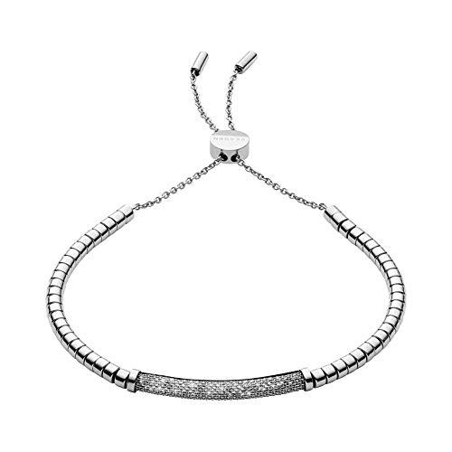 Skagen vrouwen roestvrij stalen ketting armband - SKJ1206040