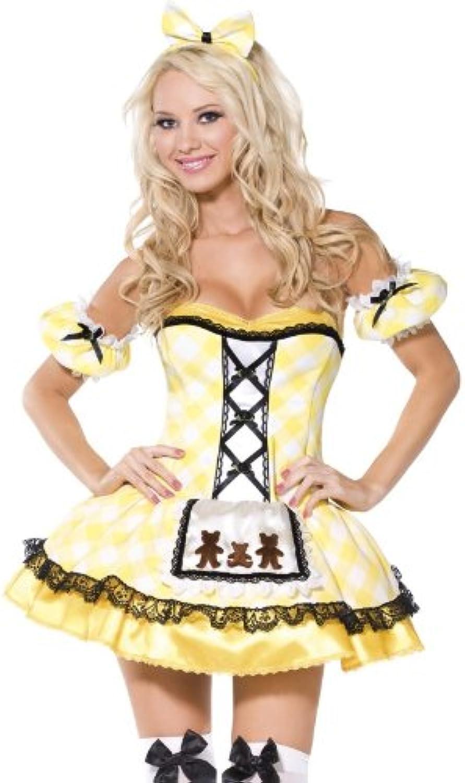 promociones de equipo Fever Boutique oroilocks Costume Costume Costume (disfraz)  Precio por piso