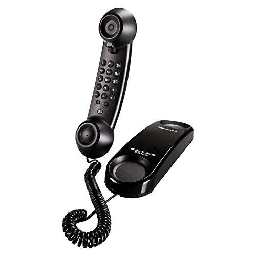 Sagemcom Sixty Line Téléphone Filaire Répondeur Noir
