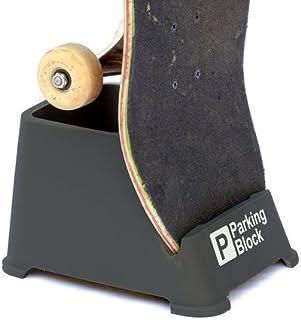 スケボースタンド 収納?固定台 超軽量 持ち運びに便利なコンパクトサイズ スケートボードスタンド 3ヶ月保証 【正規品】