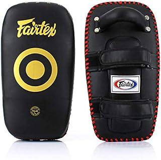 Fairtex KPLC2 Pao curvo para entrenamiento de Muay Thai