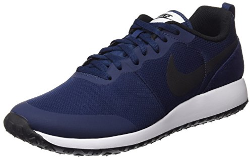 Nike Herren Elite Shinsen Laufschuhe, blau/schwarz (Blue Midnight Navy Black), 42.5 EU