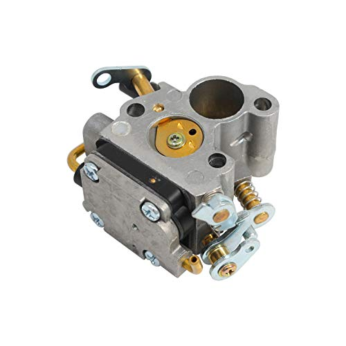 545072601 Carburetor Replacement for Husqvarna 120 MARK II (967861901, 967861903, 967861904, 967861905, 967861906, 967861907) (2018-05) Chain Saw - Compatible with 574719402 Carburetor