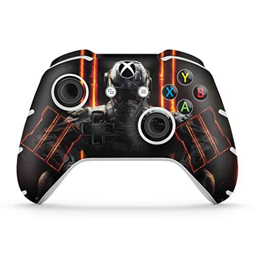 Skin Adesivo para Xbox One Slim X Controle - Call Of Duty Black Ops 3