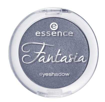 Essence Fantasia Eyeshadow Nr. 02 Not Ivory but Ebony Farbe: Dunkelgrau / Schwarzsilber mit Glanz...