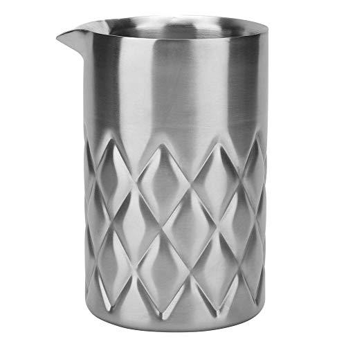 Taza de café de acero inoxidable, taza de té de doble capa de 16,9 oz con diseño de boca en forma de águila para viajes de oficina en casa