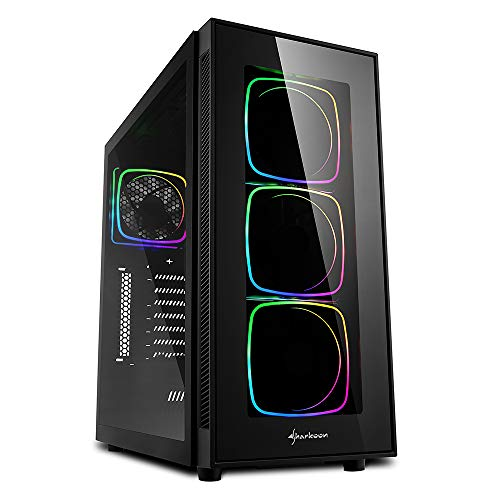 Sedatech PC Pro Gaming Watercooling Intel i9-9900KF 8X 3.6Ghz, Geforce RTX 2080 Super 8Gb, 32Gb RAM DDR4, 1Tb SSD NVMe 970...