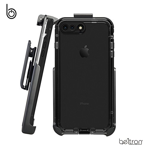 BELTRON Belt Clip Holster for The LifeProof NUUD Case - iPhone 8 Plus 5.5' (case not Included)