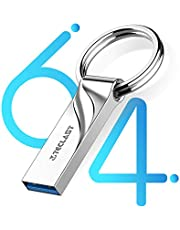 TECLAST USBメモリ 32GB 64GB USB3.1 高速転送 フラッシュドライブ 防水 防塵 耐衝撃 亜鉛合金製ボディ 小型 軽量 大容量 フラッシュドライブ USB Type Aコネクター PS4動作確認済 日本語取扱説明書付き 1年保証