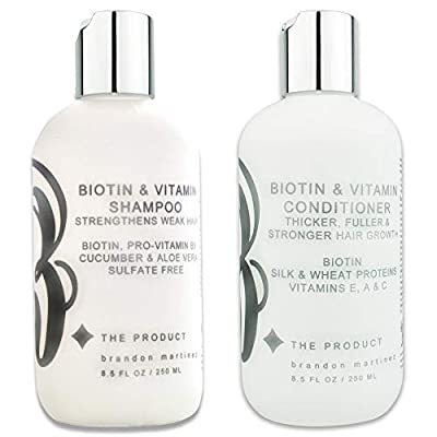 Biotin Vitamin Haarwuchs Shampoo