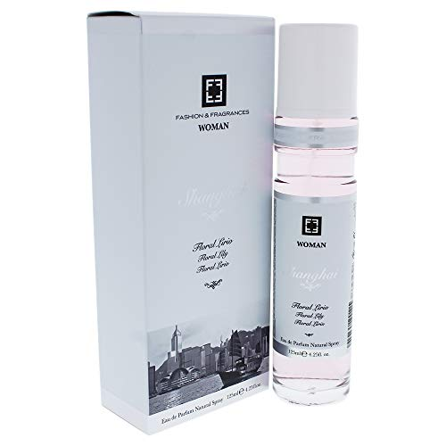 Fashion and Fragrances Shanghai Floral Lily For Women 4.25 o