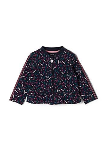 s.Oliver Junior Baby-Mädchen 405.10.009.14.150.2051611 Sweatshirt, 59C3, 80