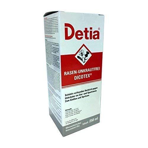 Detia - Rasen-Unkrautfrei Dicotex - 250 ml