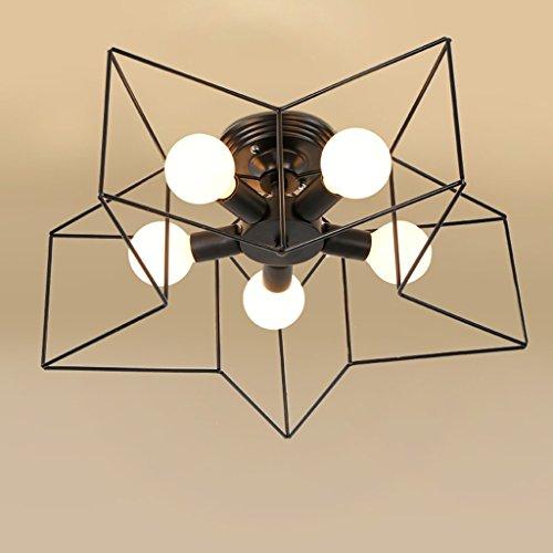 * Hanglamp voor binnen, modern, creatief, E27, hanger, lamp, retro, industriële hanger, lamp