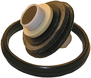 LASCO 04-7183 Toilet Ballcock Repair Kit with Plunger and Gasket for Coast Brand 1B1X