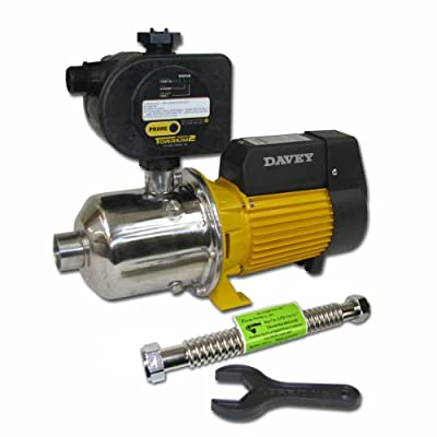 Davey Water Products BT20-30T2-USA Home Pressure Booster Pump with Torrium II Controller