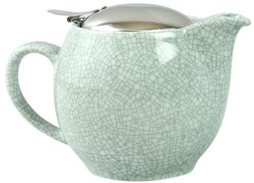 Zero Japan BBN-02 450ml Teapot Crackle Blue by Zero Japan